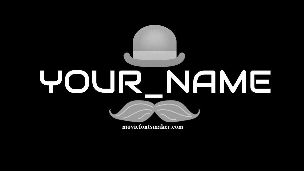 Movie Fonts Maker | Create Your Name in JumpCuts Movie Fonts Styles