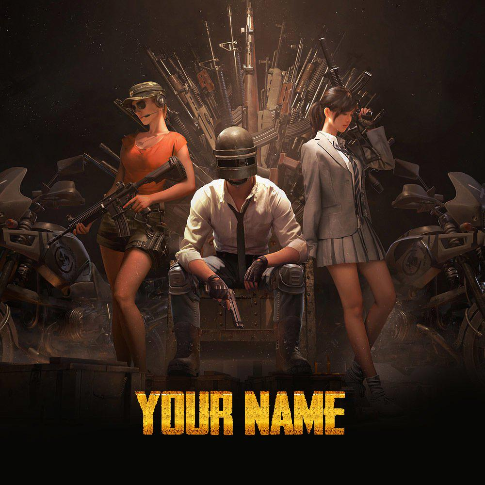 Movie Fonts Maker   Create Your Name in Pubg Game Font Style